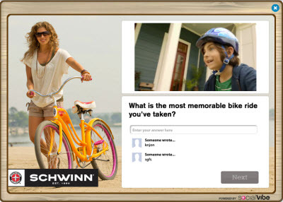 8449700 Sponsored Ad: Earn 4 Free Farm Cash from Schwinn!