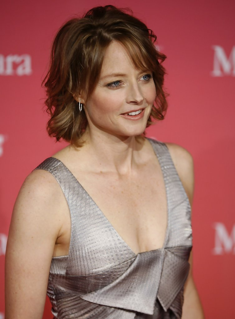 Jodie Foster Photos Photos  Women In Film 2009 Crystal