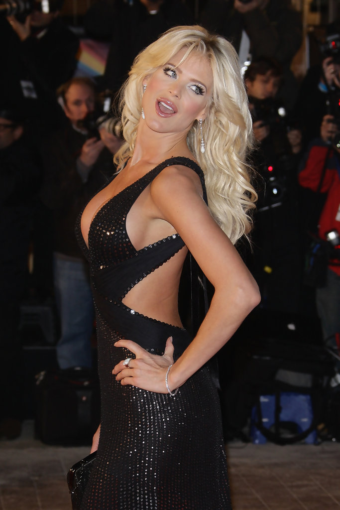Victoria Silvstedt Photos Photos  NRJ Music Awards 2009