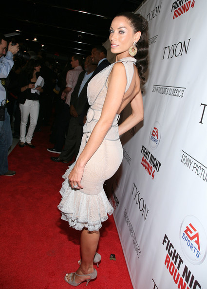 "Nicole Murphy - Premiere Of Sony Pictures' ""Tyson"" - Arrivals"