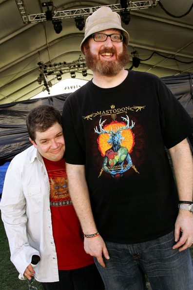 Image result for patton oswalt and brian posehn