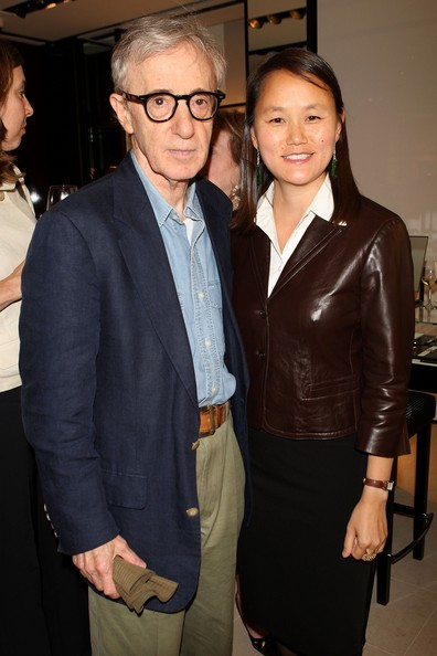 Soon-Yi Previn Writer/director Woody Allen and wife Soon-Yi Previn arrive at the Chanel party for 'Cassandra's Dream' during the Toronto International Film Festival 2007 held at the The Chanel Boutique on September 11, 2007 in Toronto, Canada.