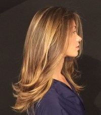 Honey Blonde Color - 20 Beautiful Winter Hair Color Ideas ...