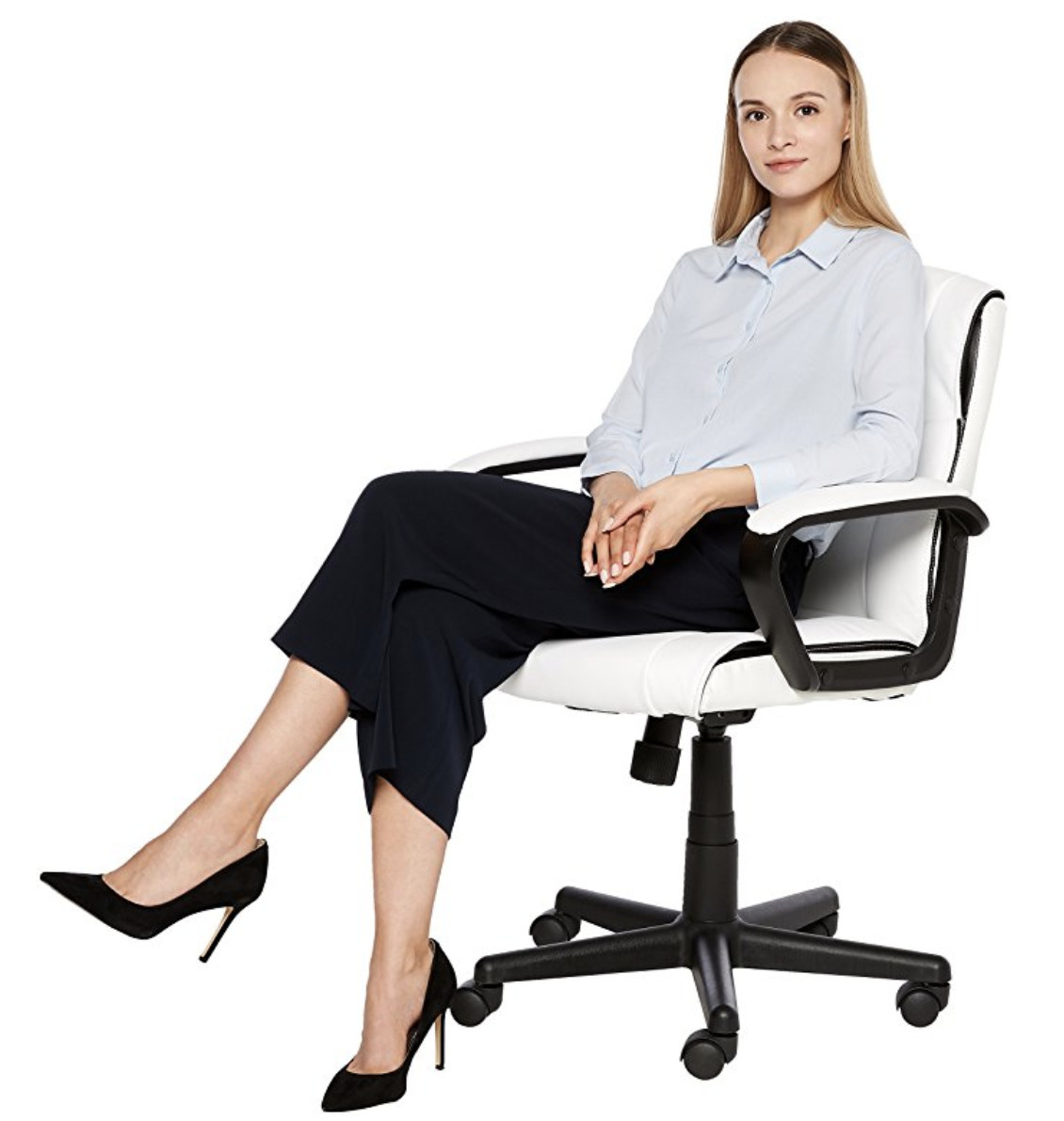 Office Chair Deals Amazonbasics Mid Back Office Chair Treat Yourself To