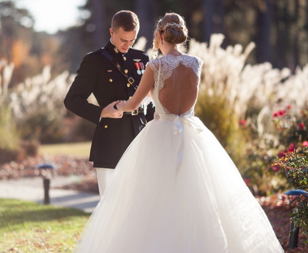 The Dreamiest Wedding Dresses With Keyholes On Pinterest
