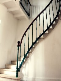 Country Staircase Photos, Design, Ideas, Remodel, and ...