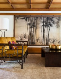 Asian Living Room Photos, Design, Ideas, Remodel, and ...