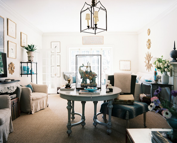 living room round table nautical decorated modern photos 574 of 633