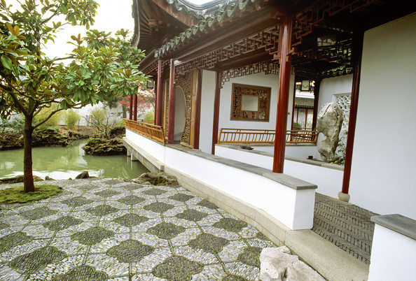 Chinese Garden Photos Design Ideas Remodel And Decor Lonny