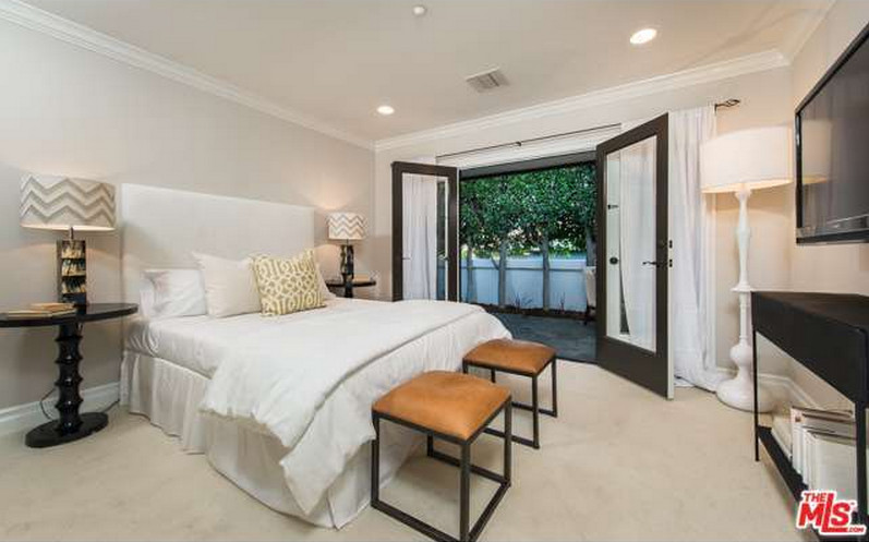 The Third Bedroom  Mila Kunis Los Angeles Mansion  Lonny
