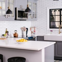 Pictures For Kitchen Walls Kids Play Sets Say Goodbye To Your Backsplash Tiled Are Trending Molly Schoneveld Squot S L A After