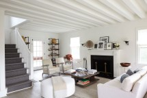 Home Tour Dreamy Whitewashed Cottage Good