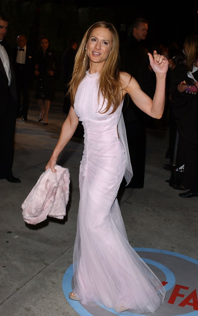 Holly Hunter 2004  The Best Oscar Dresses of All Time  StyleBistro
