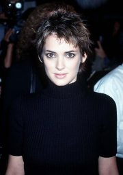 winona ryder - cutest celebrity