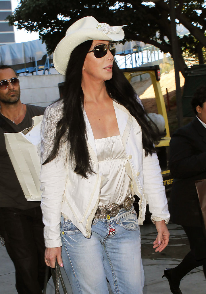 Cher Cropped Jacket  Cher Looks  StyleBistro