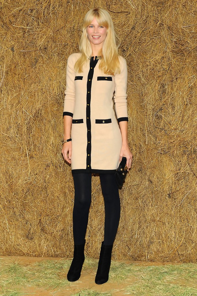 Claudia Schiffer Ankle Boots Claudia Schiffer Looks