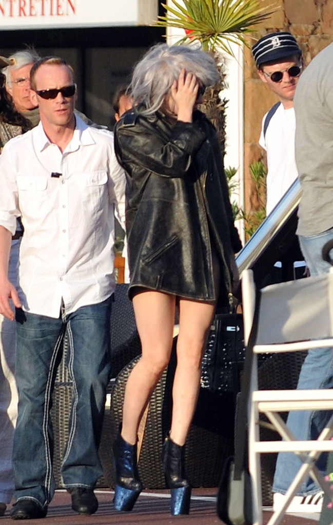 Lady Gaga Ankle Boots Lady Gaga Boots Looks StyleBistro