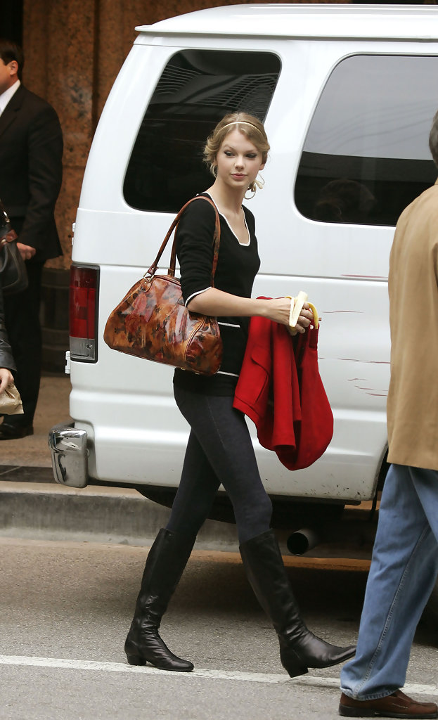 Taylor Swift Printed Shoulder Bag  Taylor Swift Handbags