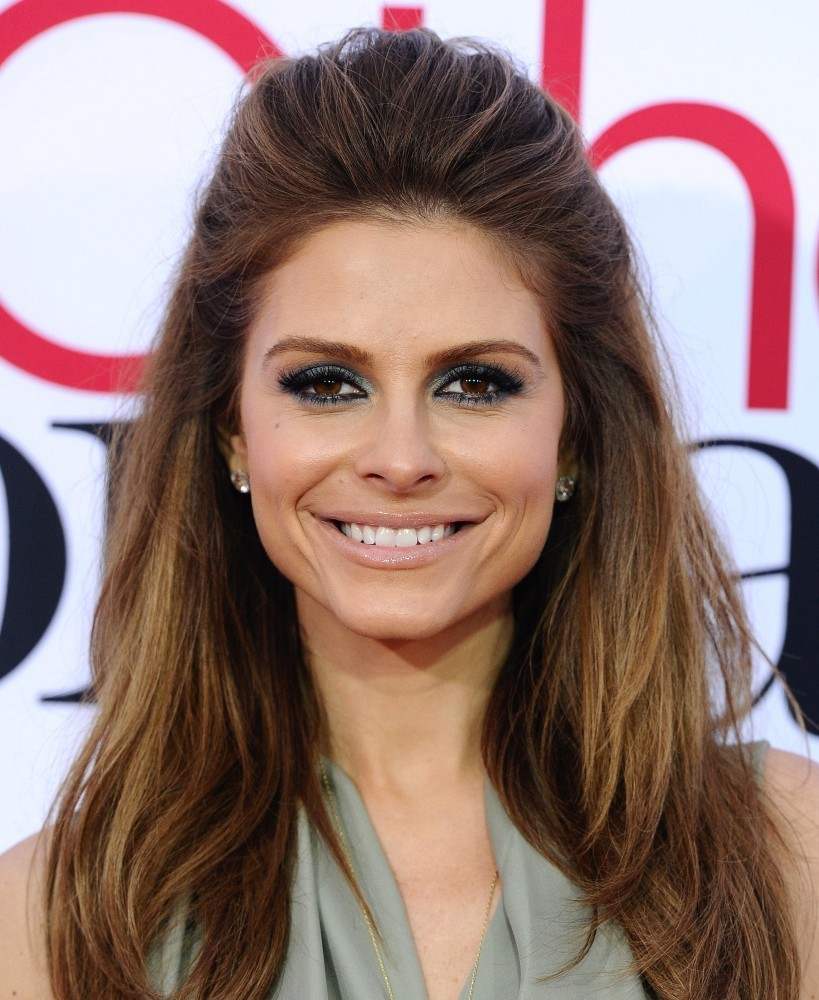 Maria Menounos Now Trending Mod Inspired Hairstyles