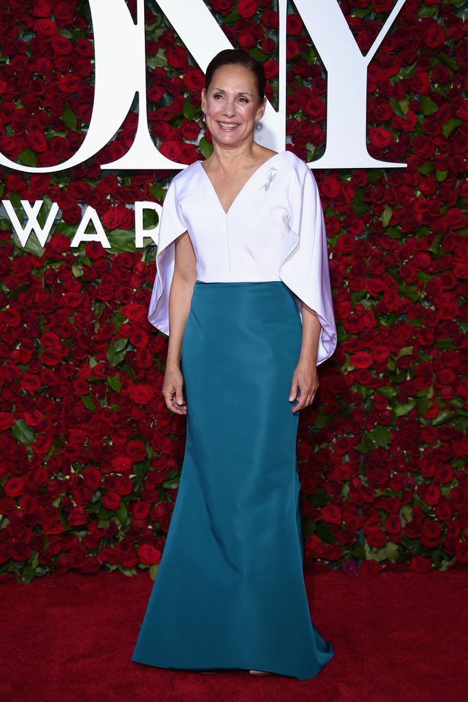 Laurie Metcalf  Best Dressed at the 2016 Tony Awards  StyleBistro