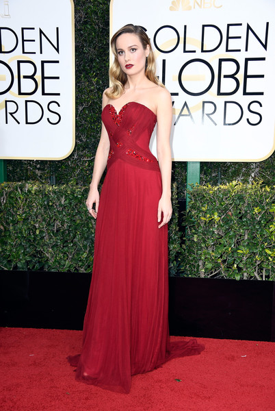 Brie Larson in Rodarte and Forevermark Diamonds