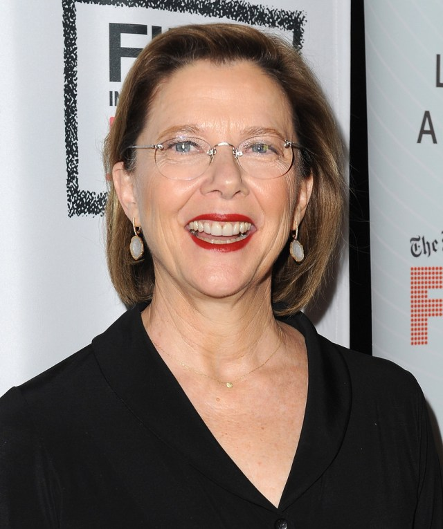 annette bening bob - short hairstyles lookbook - stylebistro