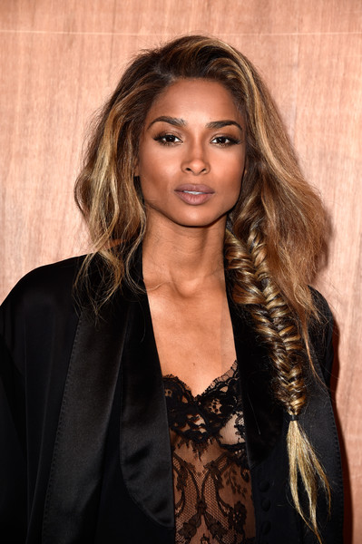 Ciara Braids Hairstyle