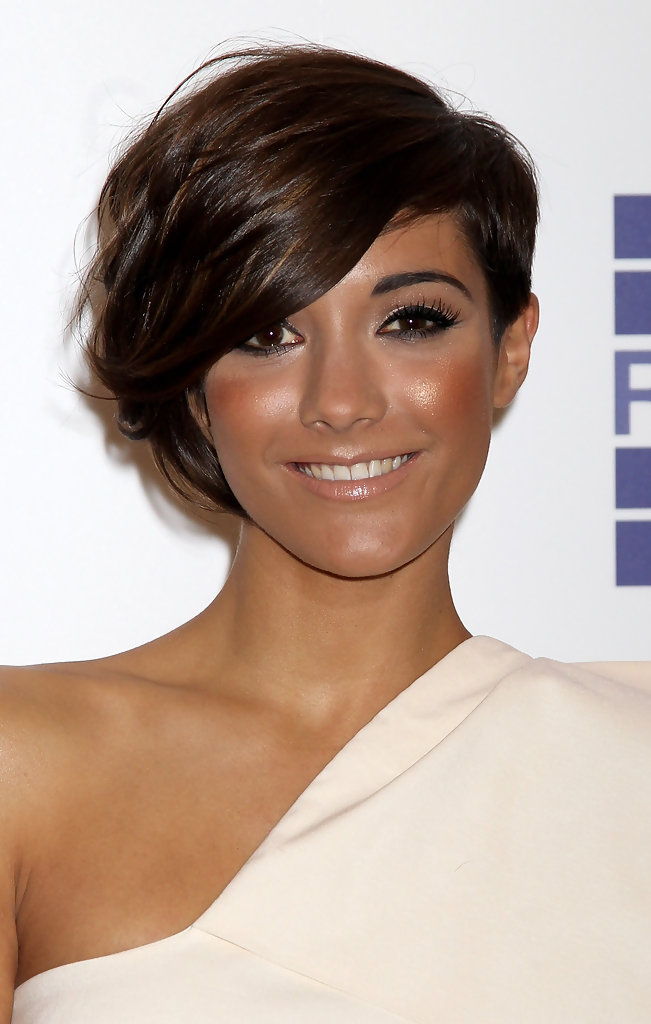 Frankie Sandford Short Hairstyles Frankie Sandford Hair