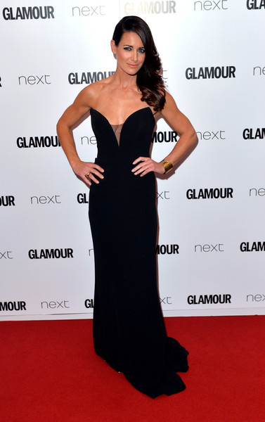 Kirsty Gallacher in Suzanne Neville