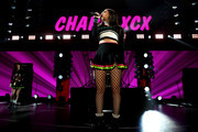 Singer Charli XCX performs onstage during 103.5 KISS FM's Jingle Ball 2014 at Allstate Arena on December 18, 2014 in Chicago, Illinois.