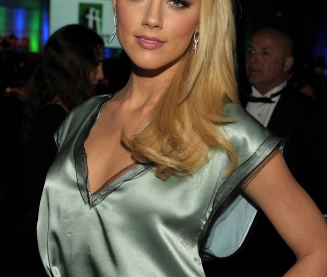 Amber Heard Photos Photos 15th Annual Hollywood Film Awards Gala Presented By Starz Inside Zimbio