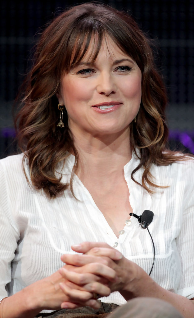 Lucy Lawless in 2011 Winter TCA Tour  Day 3  Zimbio