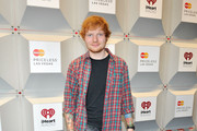 Recording artist Ed Sheeran attends the 2014 iHeartRadio Music Festival at the MGM Grand Garden Arena on September 20, 2014 in Las Vegas, Nevada.