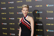 Actress Scarlett Johansson attends the 2015 G'Day USA GALA featuring the AACTA International Awards presented by QANTAS at Hollywood Palladium on January 31, 2015 in Los Angeles, California.
