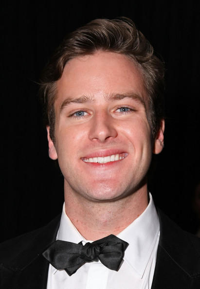 Armie Hammer - Sony Pictures Classic 68th Annual Golden Globe Awards Party