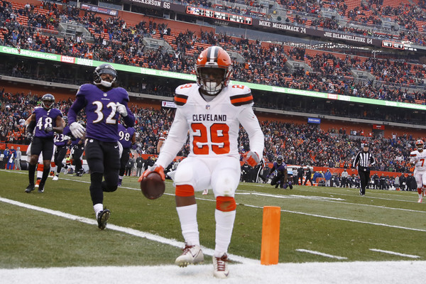 Image result for Duke Johnson Ravens