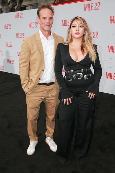 "Premiere Of STX Films' ""Mile 22"" - Red Carpet"