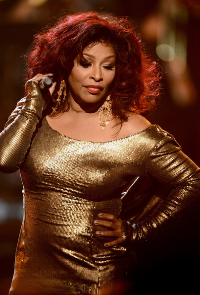 Chaka Khan Singer Chaka Khan performs onstage during the 2012 BET Awards at The Shrine Auditorium on July 1, 2012 in Los Angeles, California.
