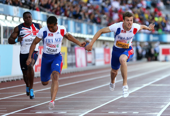 Christophe Lemaitre Opts Out Of Competing In The 100m