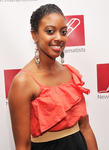 Condola Rashad - New Dramatists' 63rd Annual Benefit Luncheon