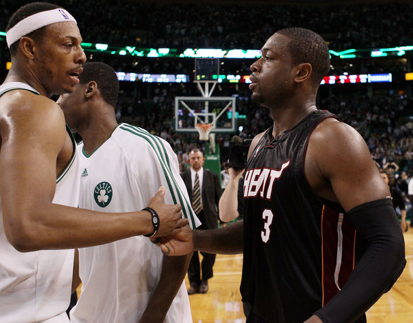 Miami Heat v Boston Celtics, Game 5