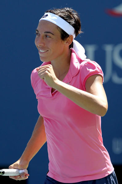 Francesca Schiavone - 2011 US Open - Day 4