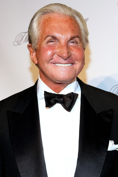 George Hamilton George Hamilton attends the Angel Ball 2012 at Cipriani Wall Street on October 22, 2012 in New York City.