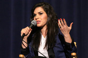 "Actress America Ferrera speaks at ""How To Train Your Dragon 2"" Special Screening And Q&A at Harmony Gold Theatre on January 26, 2015 in Los Angeles, California."