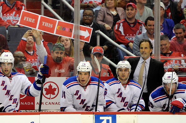 Image result for new york rangers fans signs