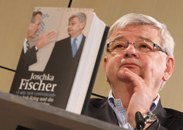 Image result for joschka fischer