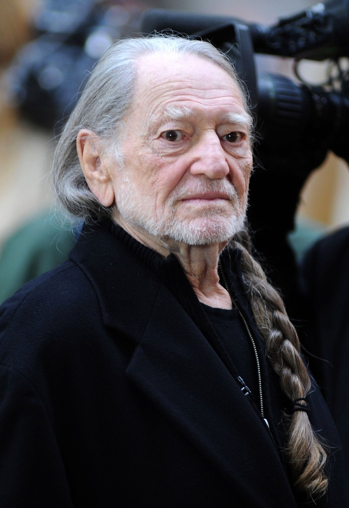 Willie Nelson Photos  Celebs Visit the Today Show  490