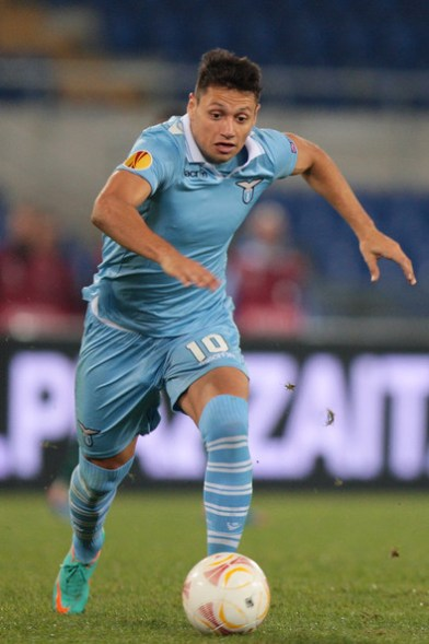 Image result for zarate lazio