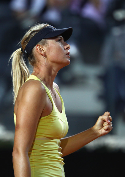 Maria Sharapova - The Internazionali BNL d'Italia 2011 - Day Six