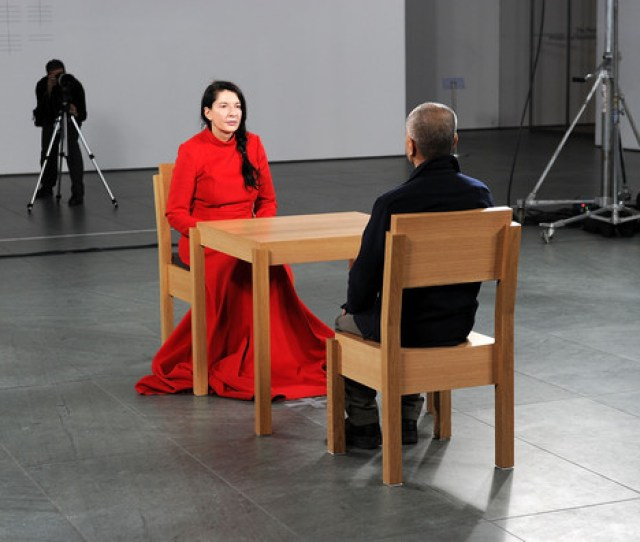 Moma Celebrates The Marina Abramovic The Artist Is Present Exhibition